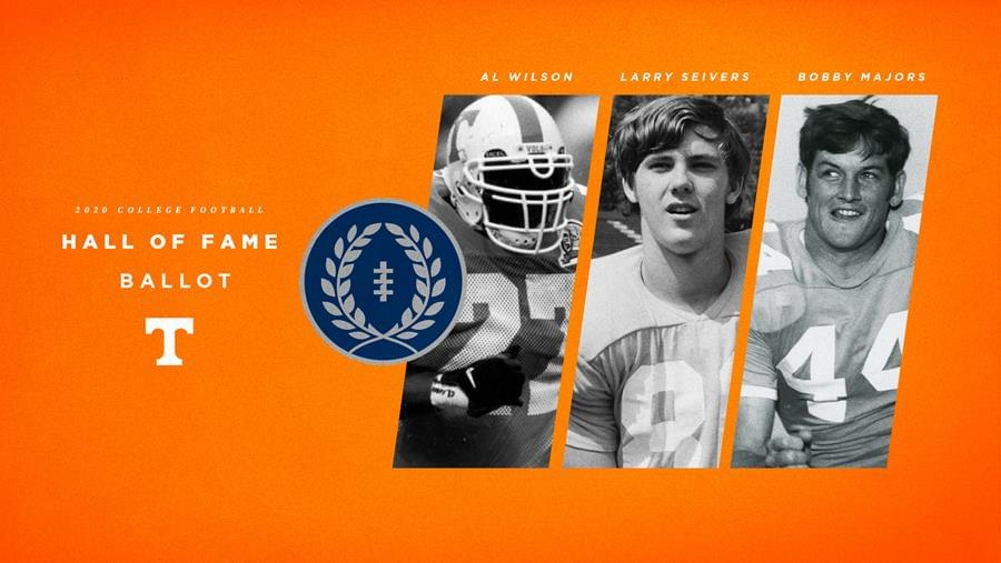 Three VFLs on NFF College Football Hall of Fame Ballot