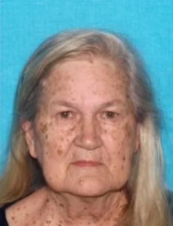 Missing Elderly Knox County Woman