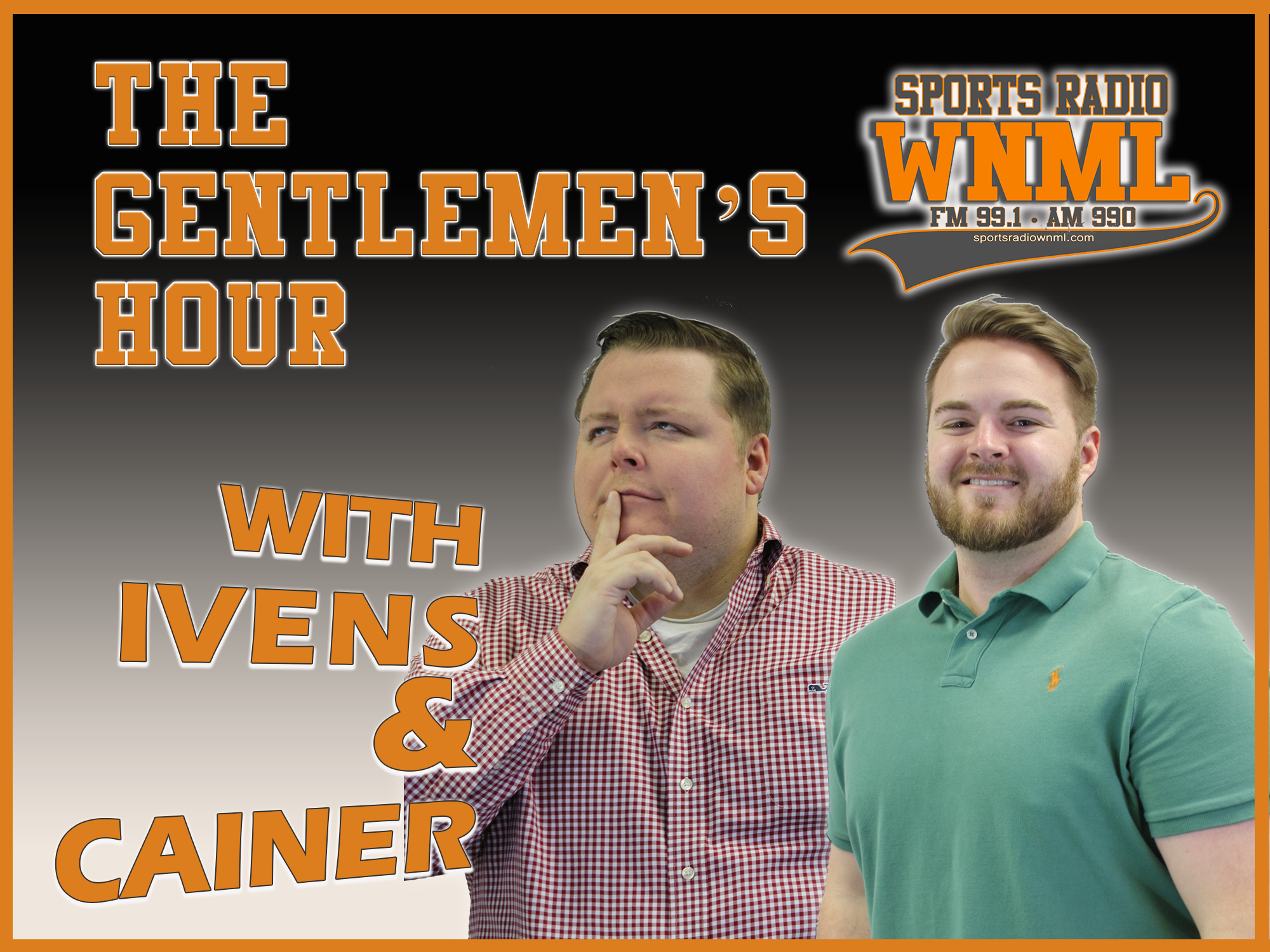 The Gentlemen's Hour Podcast: Episode 34 (6.12.19)