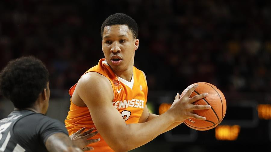 Final listing of Top 20 NBA Mock Drafts for UT Players