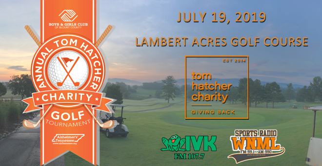 Tom Hatcher Charity Golf Tournament