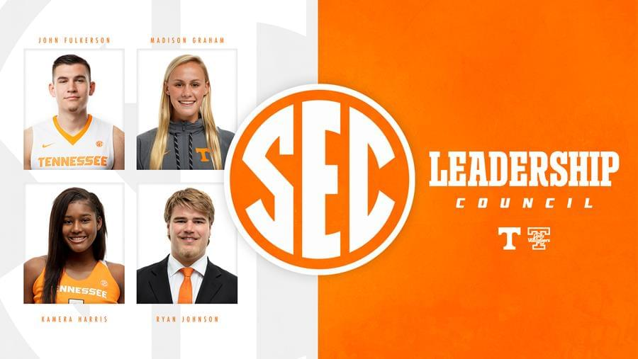 Tennessee Sends Four to SEC Leadership Council Gathering