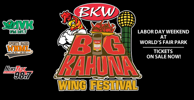 7th Annual Big Kahuna Wings Festival