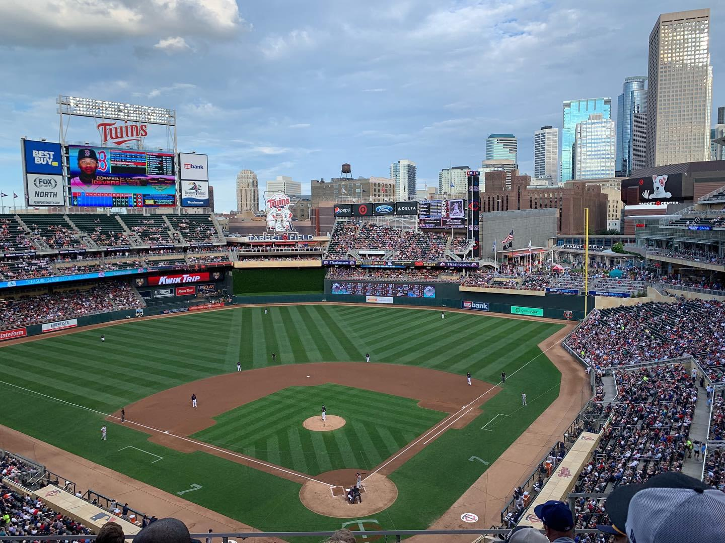 Cain's Corner: My Latest Baseball Trip