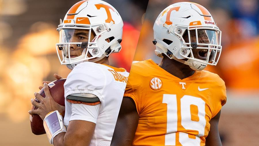 Guarantano & Taylor Named to Maxwell and Bednarik Award Preseason Watch Lists
