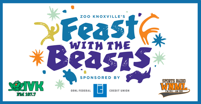 Feast with the Beasts at Zoo Knoxville