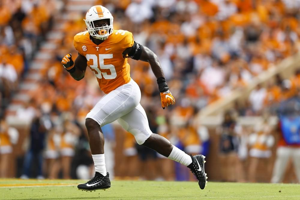 "Audio: Bituli on Vols DBs ""Fast, lethal, some dogs…I'm really excited"""