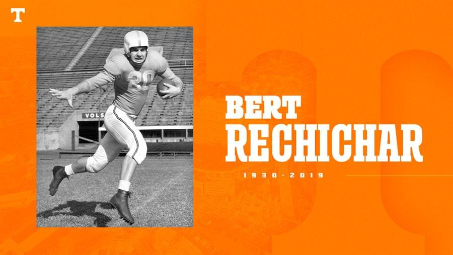 Vol Legend Bert Rechichar Passes Away at 89