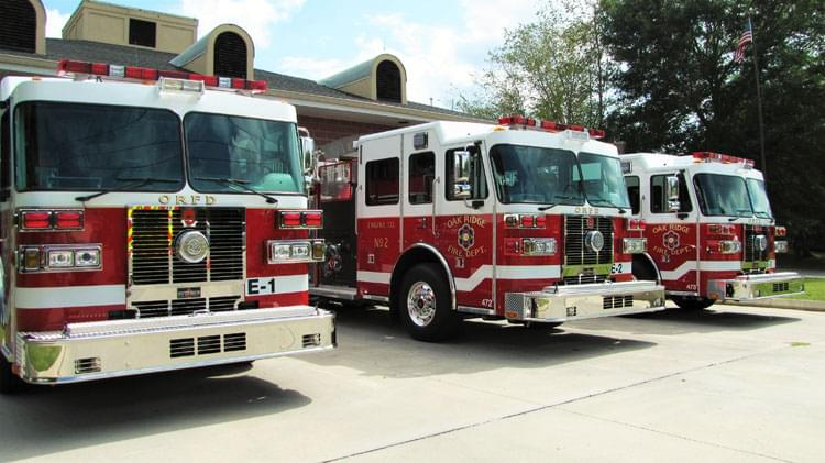 Oak Ridge Firefighters Warning of Fraudulent Safety Campaign