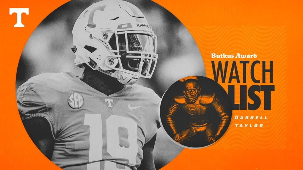 Taylor Named to Butkus Award Watch List