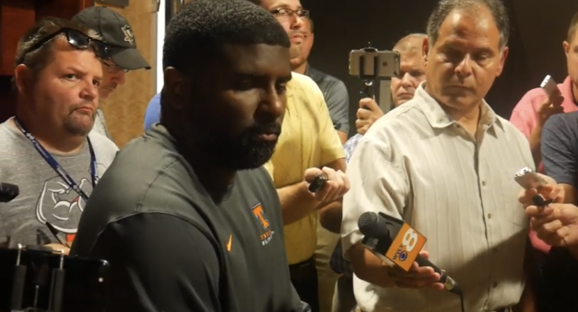 """Video: Ansley on players """"The guys are eager to learn"""""""