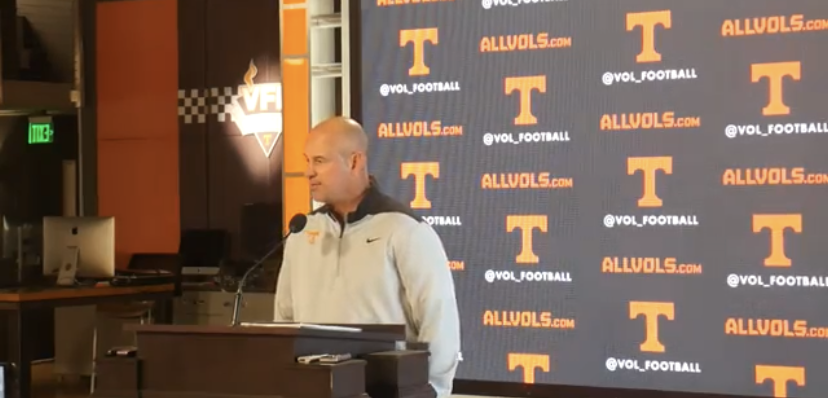 """Video: Pruitt on camp """"There's going to be lots of competition"""""""