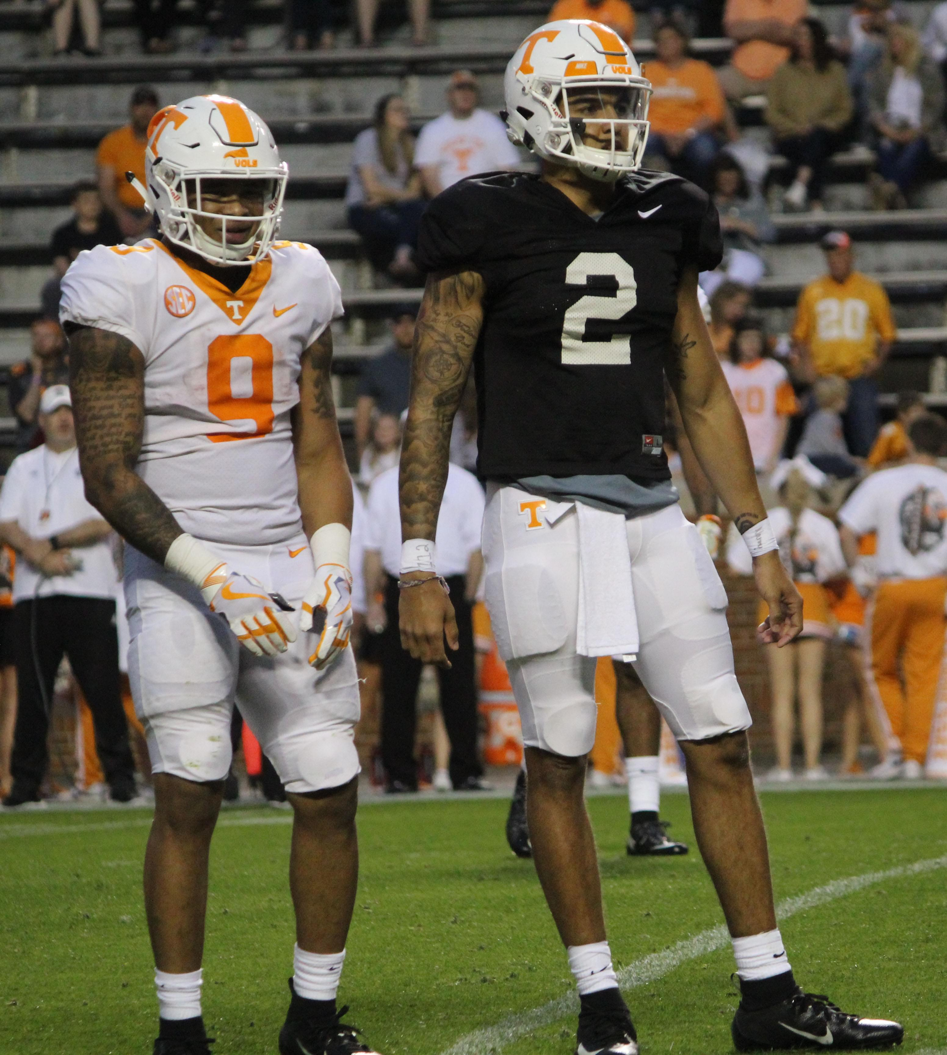 Cainer's Corner: Vols Early Camp Update