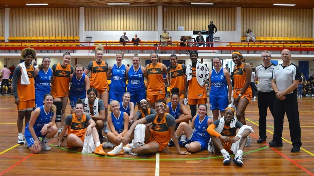 Lady Vols Open European Tour With 52-Point Win