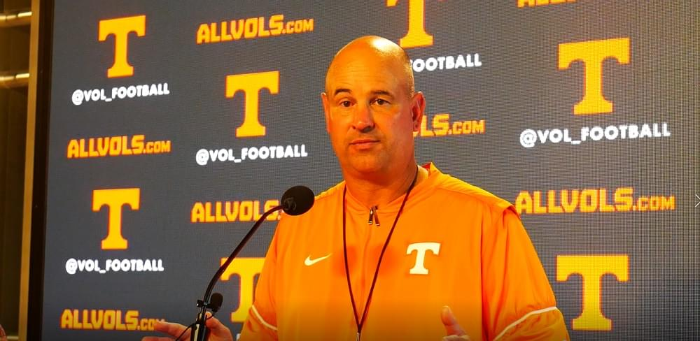 Video: Pruitt says there are three groups of players on his team, compliments RB Gray