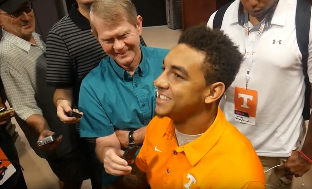 "Video: Guarantano on his everyday goal ""I want to be the best player in the world"""