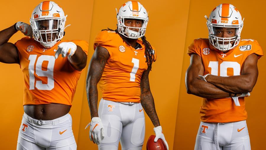Trio of Vols Named to Preseason Coaches All-SEC Team