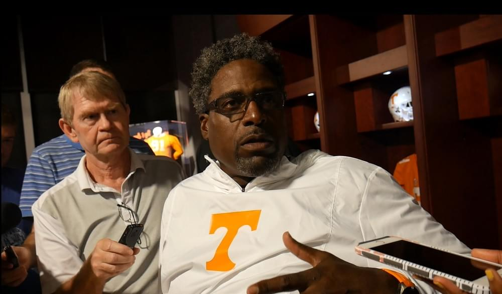 Video: Tracy Rocker talks d-line progress, advice Reggie White once gave him