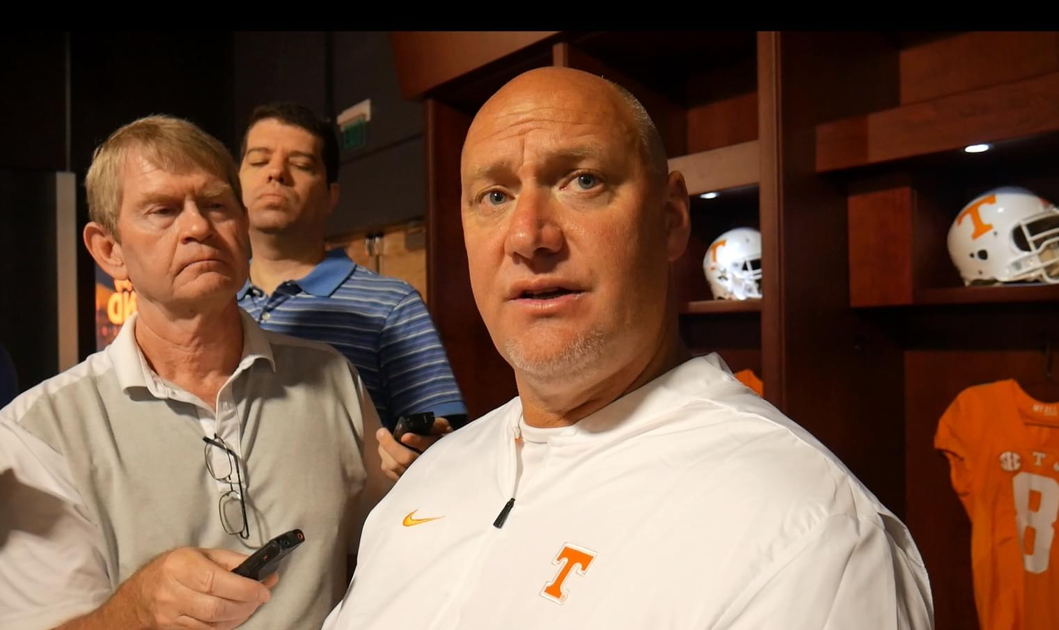 Video: Chris Weinke discusses Guarantano's improvements, backup quarterbacks