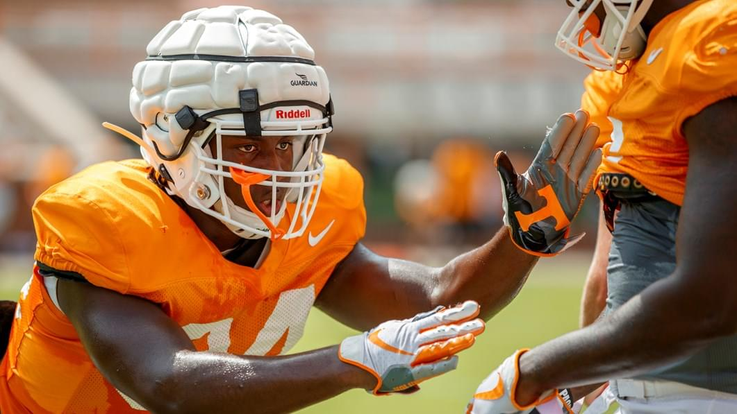 Vol Report: Butler and Bumphus Embrace New Roles on D-Line