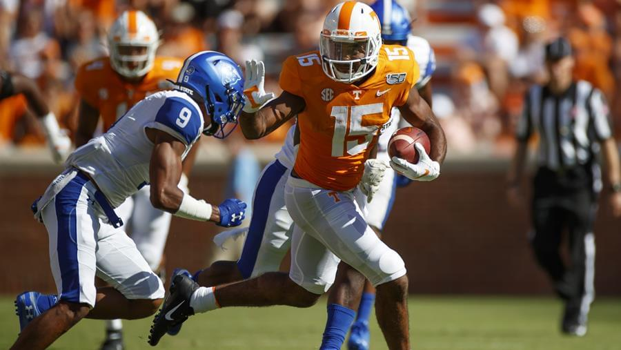 Vol Report: Jennings Ready to Lead and Carry the Fight