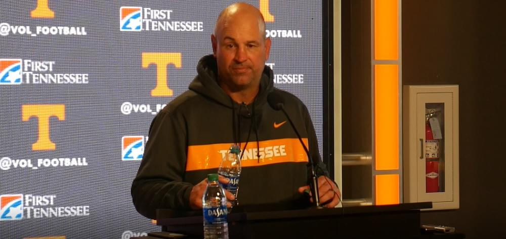 Video: Pruitt discusses response in practice, position moves and Smith status