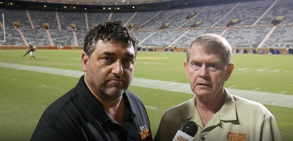 Video: Postgame Wrap-up of Tennessee's 2OT loss to BYU