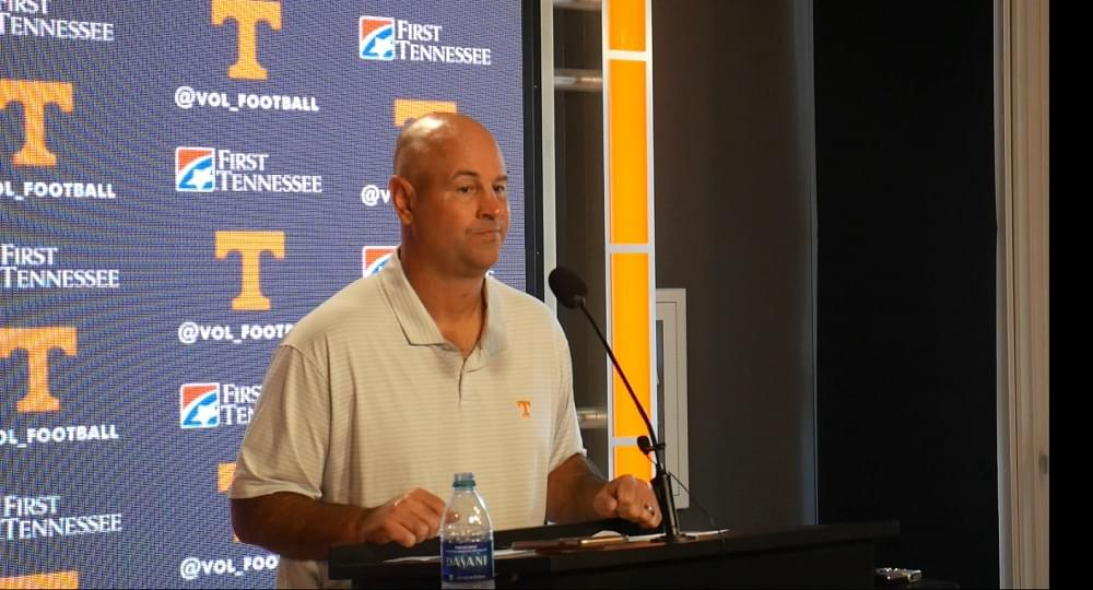"Video: Pruitt Mon PC ""We're not going to flinch. We're going to keep working"""