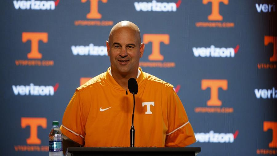 Tennessee Football – Jeremy Pruitt Press Conference Transcript (Sept. 9)