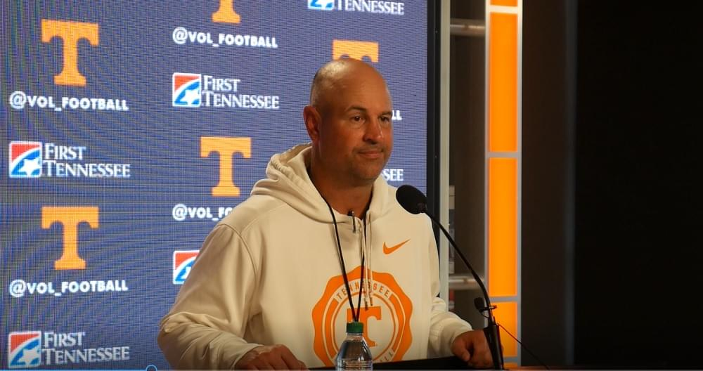 """Video: Pruitt on Thompson """"When you talk about something like this, you don't just make a decision out on your own"""""""