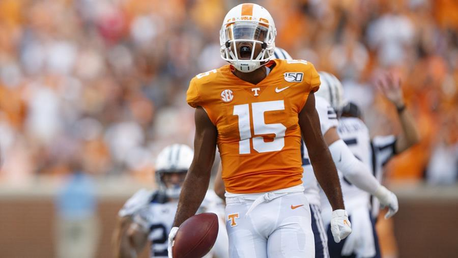 Football Central: Tennessee vs. Chattanooga