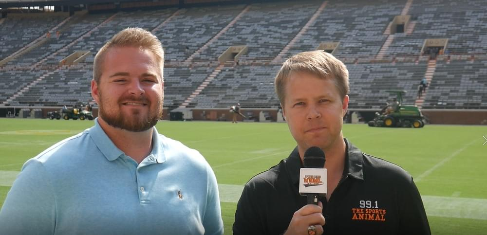 Video: 99.1 The Sports Animal UT/Chattanooga Wrap-Up