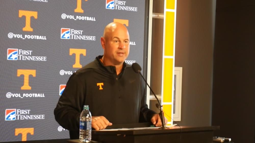 """Video: Pruitt on if Thompson will travel to Gainesville """"I've not decided that"""""""