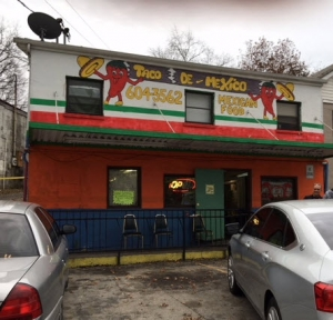 The Knox County Sheriffs Office Raided A Mexican Restaurant In North Knoxville