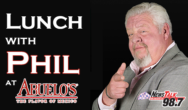 Enter to Win Lunch with Phil at Abuelo's