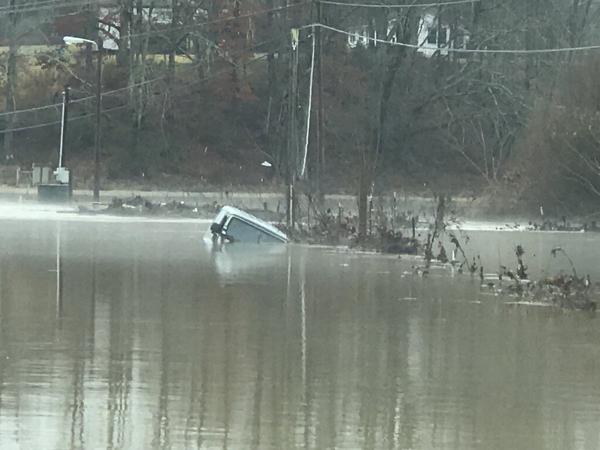 Flood Damage Help in East Tennessee