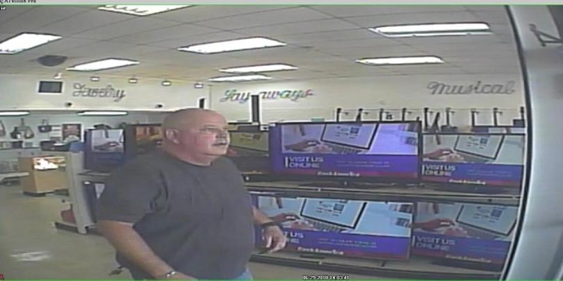 Do You Know This Man? Alcoa PD Asking for Help