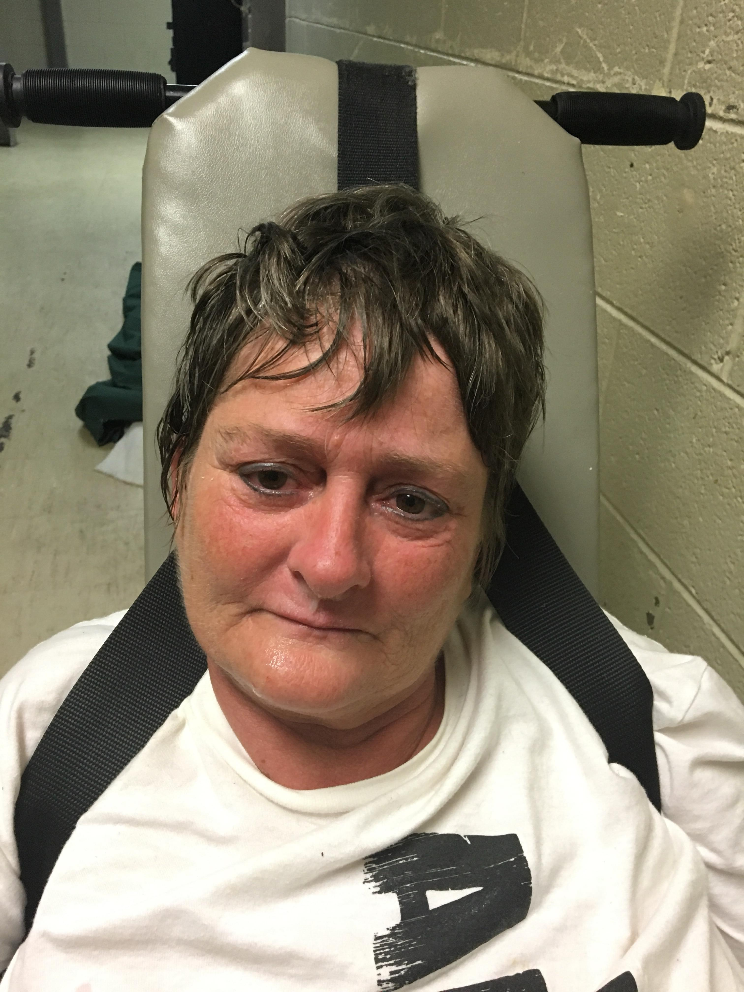 Woman in Custody After Allegedly Running Over Officer