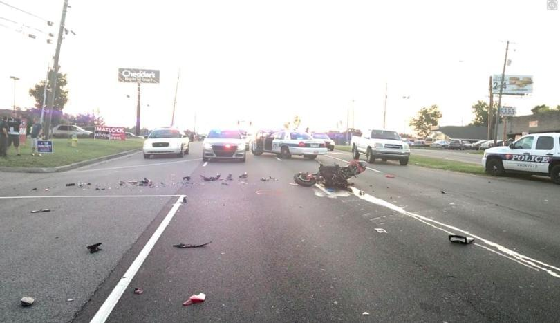 Charges Following Clinton Highway Crash