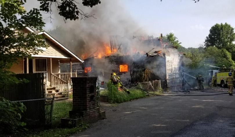 Rural Metro Responds to a Pair of Fires