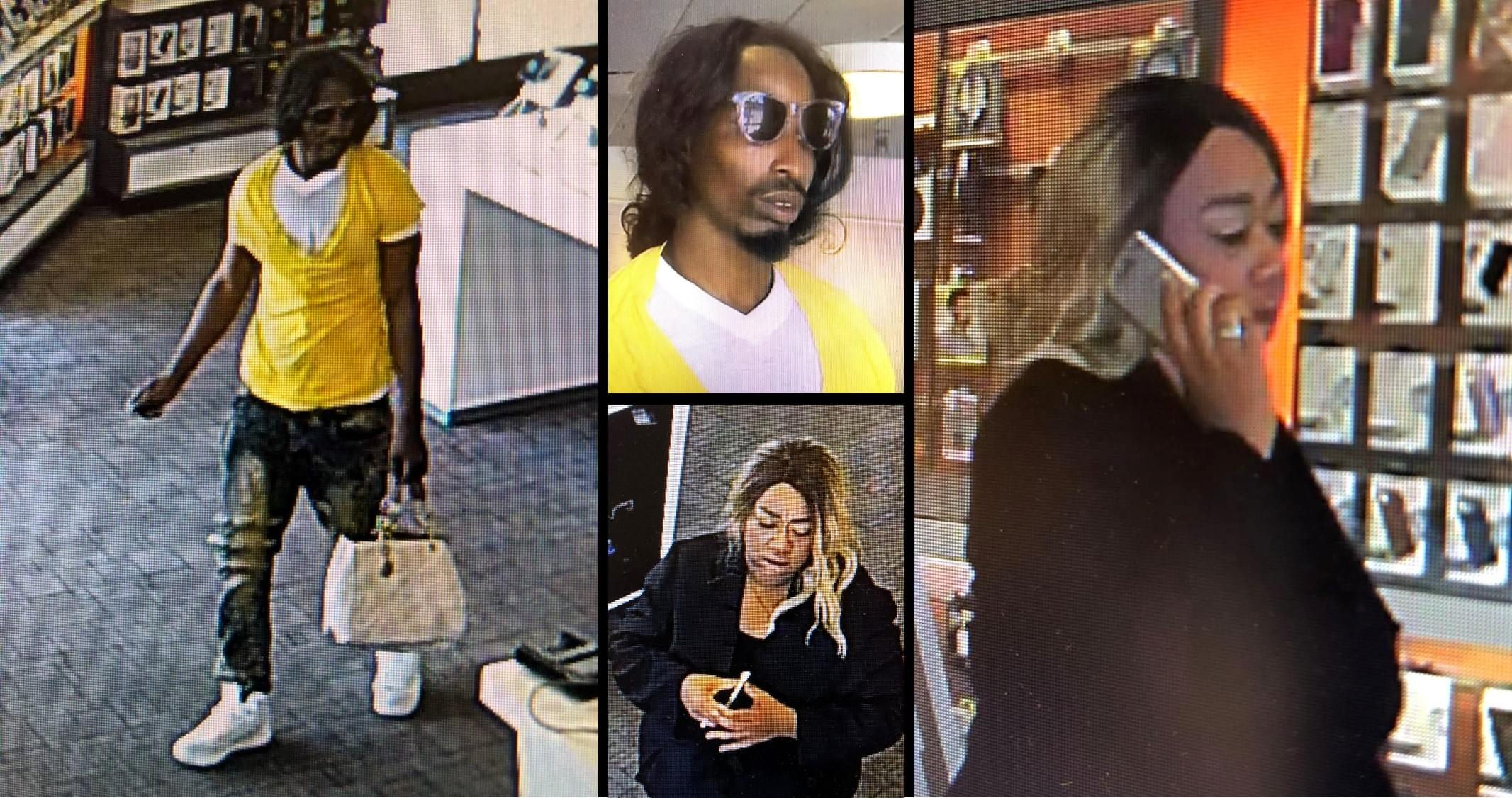 KPD Asking for Help Identifying Robbery Suspects