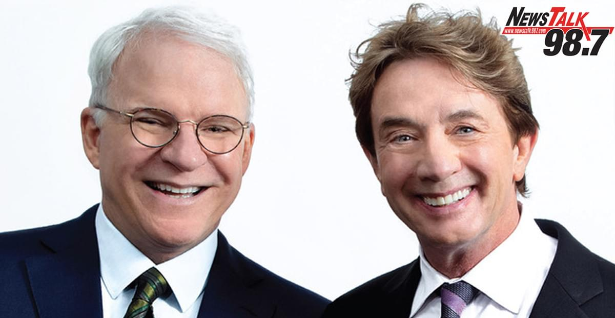 September 28 – Steve Martin & Martin Short at Knoxville Civic Auditorium