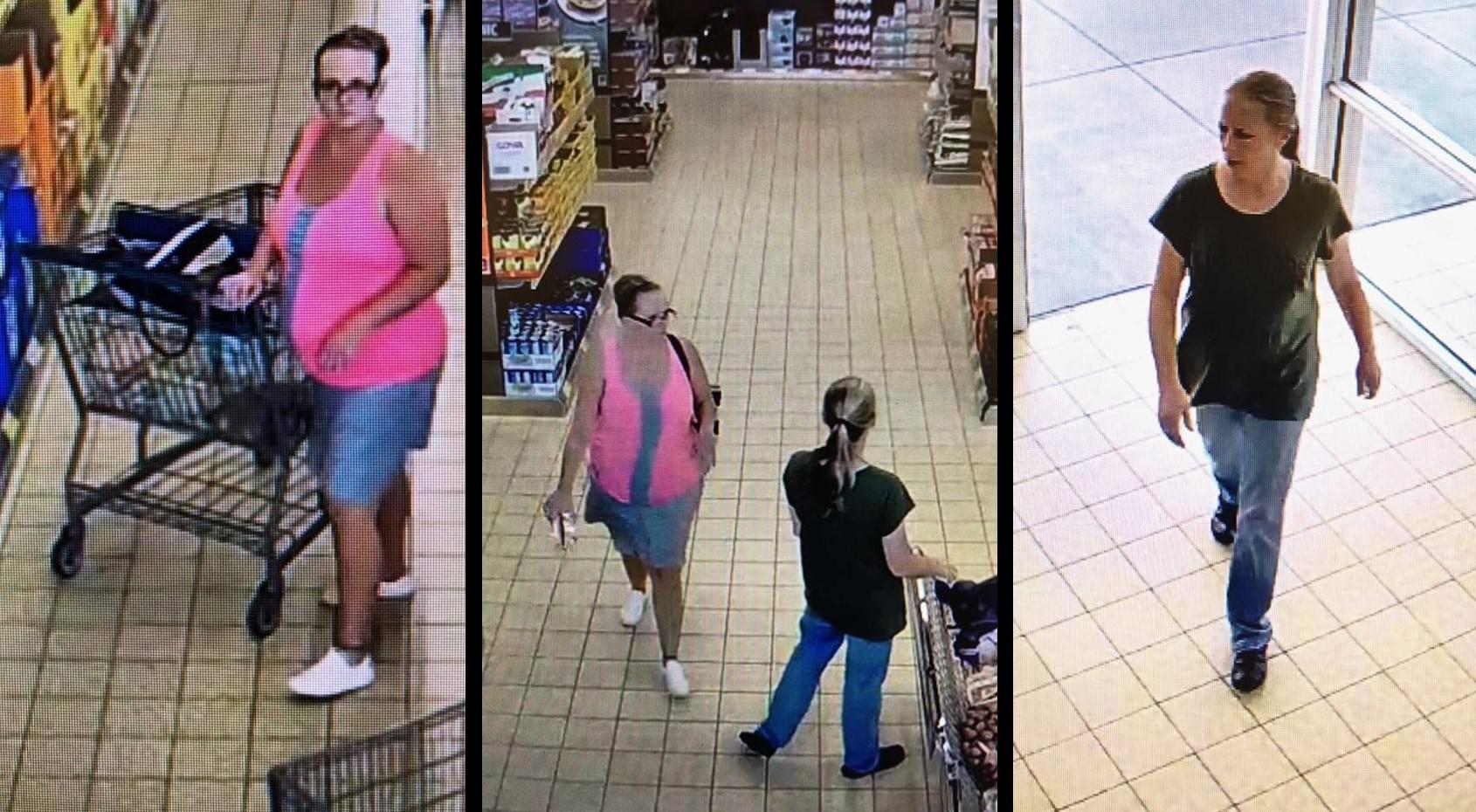 Alcoa PD Searching for Suspects in Purse Theft