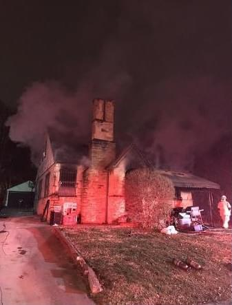 KFD Responds to Early Morning House Fire