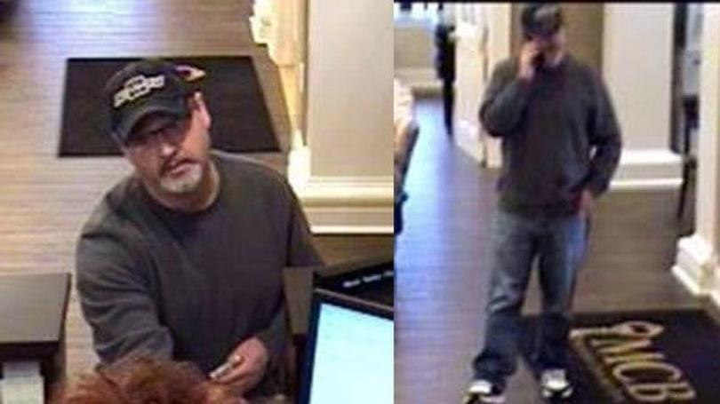 """Traveling Bandit"" has Robbed Banks in at Least 6 States Including Tennessee"