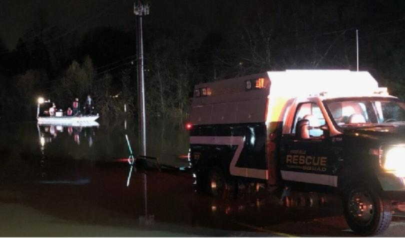 Knoxville Man Killed in Flood Waters