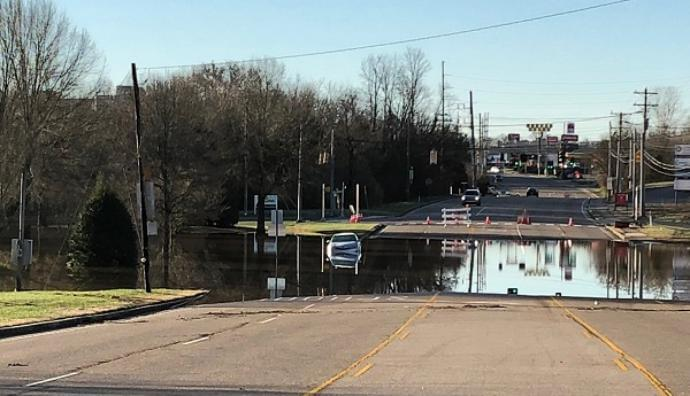 Authorities Assessing Flood Damage for Federal Assistance