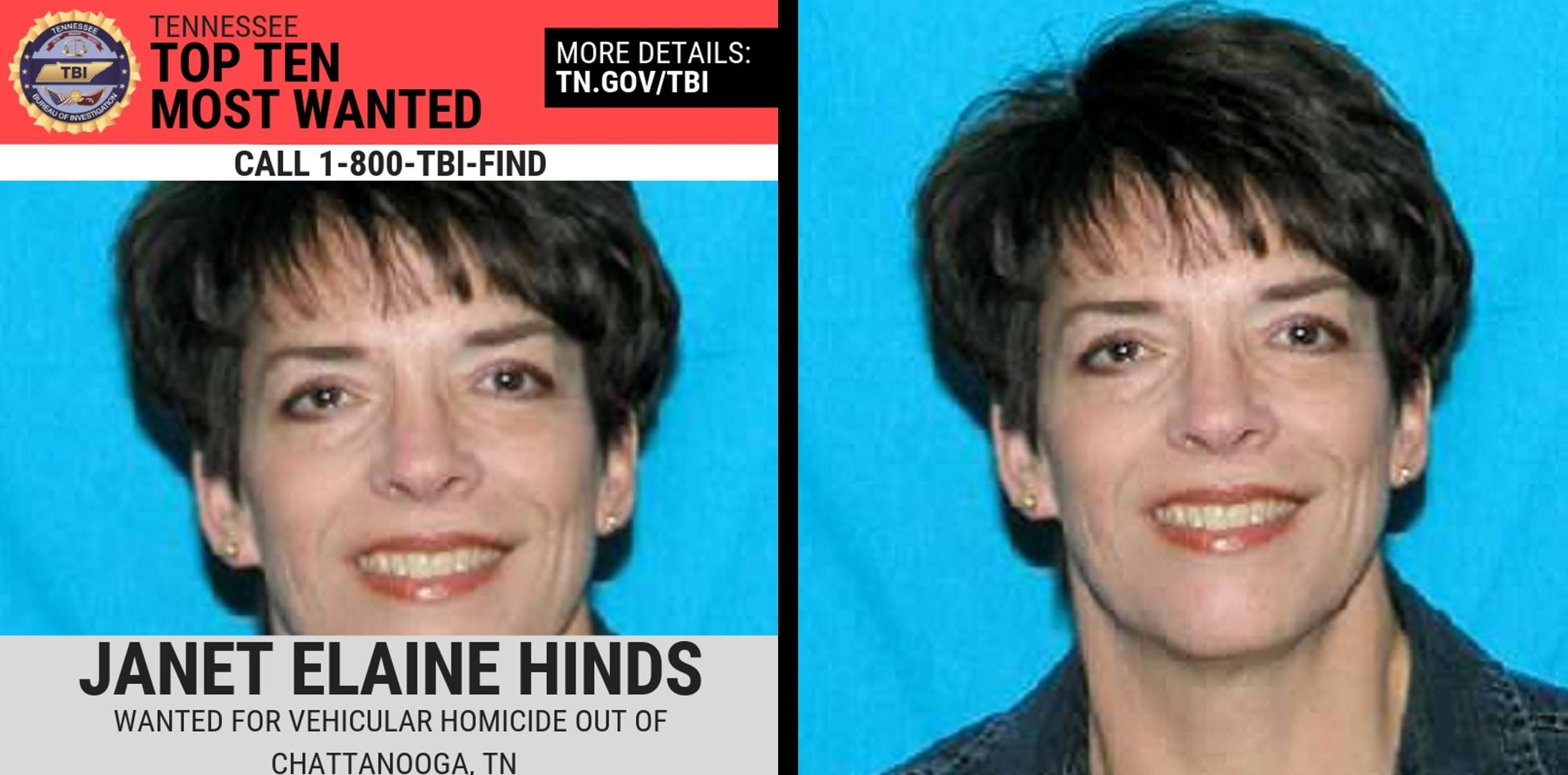 Hixon Woman Sought in CPD Officer's Death