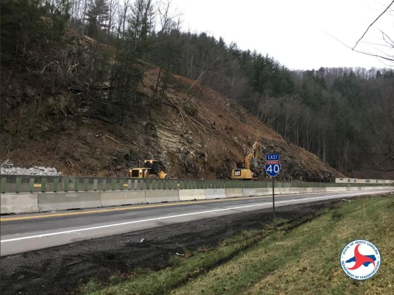Interstate 40 Near TN/NC State Line Reopens