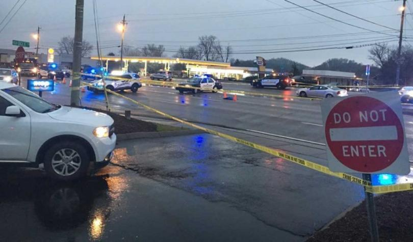 Parkway in Sevierville Shutdown for Officer Involved Shooting
